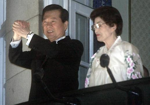 남북화해 산증인, 이희호 여사 별세..북한 조문단 파견할까?(종합)