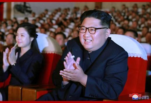 김정은 위원장, 푸틴에 축전 친선관계 더욱 승화 발전시키자