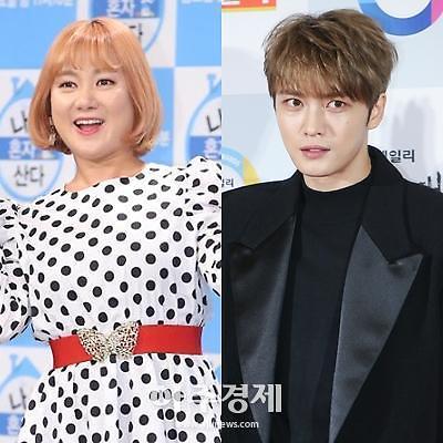 김재중 박나래, 연애의 맛2 출연…제작진 남다른 입담, 분위기 메이커로 활약