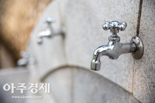 소방청, '인천 붉은 수돗물' 피해지역에 생활용수 지원