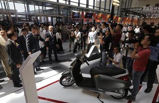 [글로벌포토]베트남 최대 모터쇼 베트남 오토엑스포 2019 개막