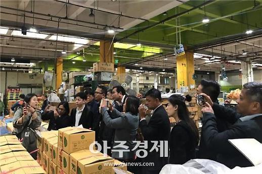 부산시, 첨단농업기술 아세안·몽골 4개국 전파…ODA 초청 연수