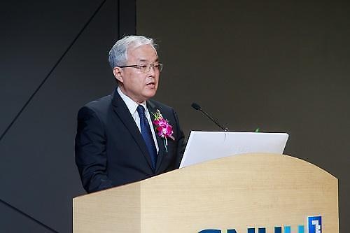 """백롱민 신임 분당서울대병원장 취임 """"행복한 병원 만들자"""""""