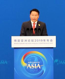 최태원 SK 회장, 달아오른 미중 무역갈등 속 중국 인사 연이어 회동