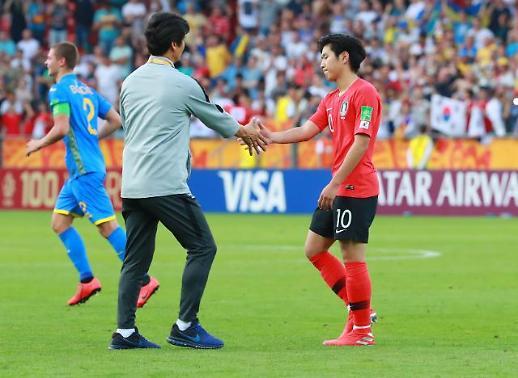 [U20 월드컵]원 팀 저력 보여준 황금세대…이젠 생존경쟁이다