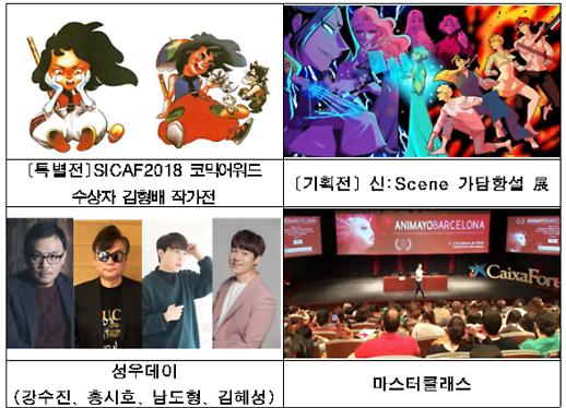 아시아 최대 국제애니메이션 영화제 SICAF2019 내달 코엑스서 개막