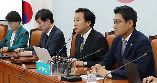 """손학규 """"친노조·반기업 정책...노사갈등 커져"""""""