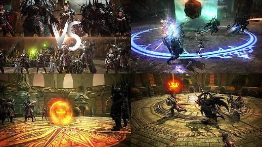 게임빌, MMORPG '탈리온' 26일 국내 출시 확정