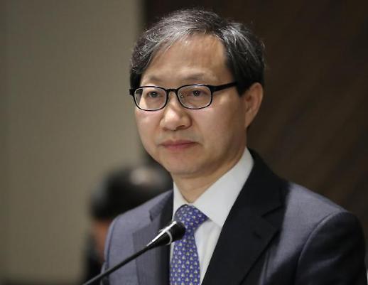 """김성주 이사장, 국민연금 의결권 위탁 주장에 """"기업입장 대변하는 것"""""""