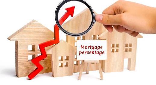 은행 주택담보대출 변동>고정금리 역전 계속