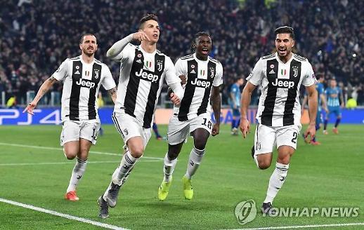 호날두, 7월 한국 온다…유벤투스 vs 팀 K리그 서울서 맞대결
