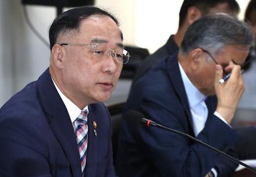 민주, 홍남기 정년 연장 '돌발 발언'에 '화들짝'…관련 TF 신설