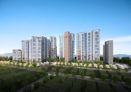 학군 우수 평가 대구의 강남 황금동 아파트 750가구 이달 분양