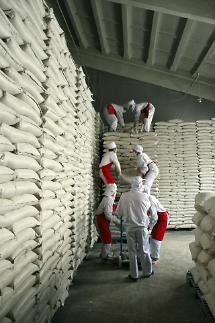 통일부 대북 쌀 지원, 세부일정 협의…인도협력 민관협의회 7년 만에 재개