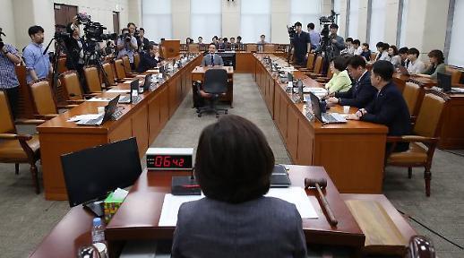 정개특위, 활동기간 연장 추진…한국당 반발