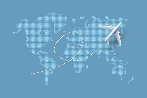 세계 항공사들, 안전 우려에 이란 영공 피해 항로 변경