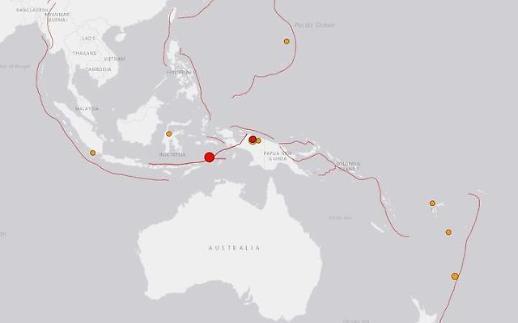 도쿄 지진 이어 인도네시아서 규모 7.3 강진...심상치 않은 불의 고리