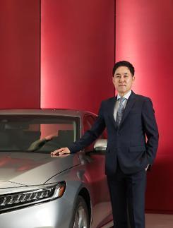 이지홍 혼다코리아 대표 신뢰와 소통에 중점, 1만1000대 판매 목표