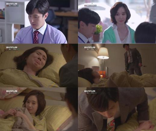 회사 가기 싫어 김동완 한수연, 핑크빛 기류 포착…사내 연애로 이어지나?