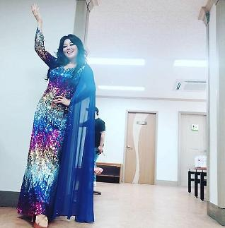 [#SNS★] 홍지민, 화려한 드레스도 완벽 소화 이길 드레스없네