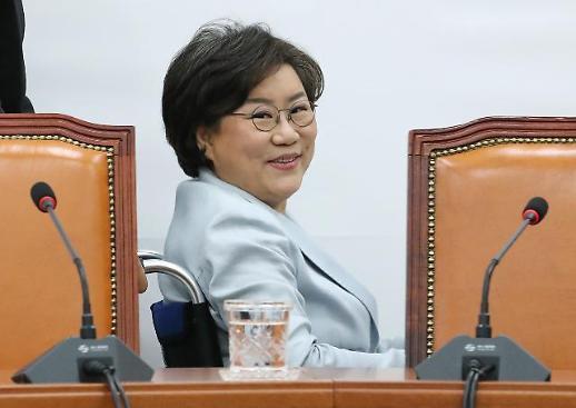이혜훈 김여정 지도자급 발언 과했다 페이스북에 해명