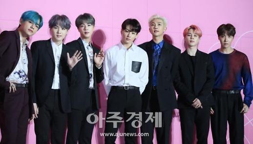 방탄소년단, 기네스 등재…유튜브 이어 한국 앨범 판매도 신기록
