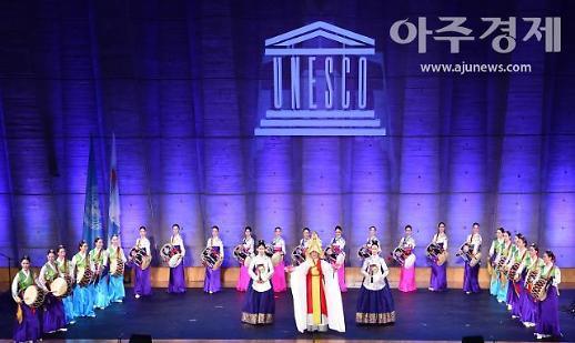 [포토] 성신여대 '숨' 무용단 유네스코 공연 성황