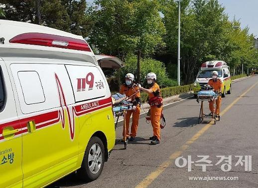 구급대원도 외상환자에 진통제 투여·탯줄절단 가능