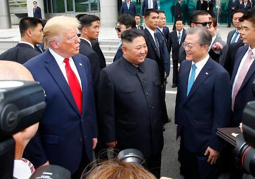 남·북·미 정상, 역사상 첫 회동…성사까지 막전막후