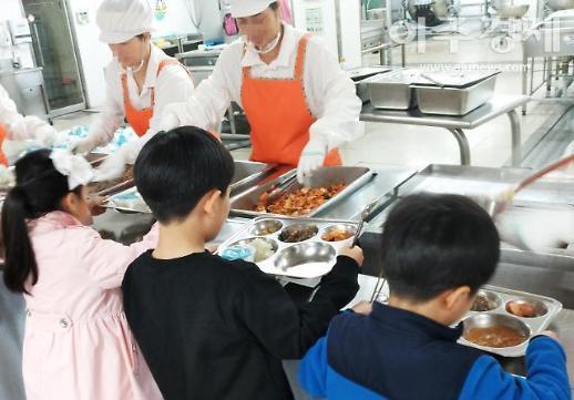 학교 비정규직 오늘부터 총파업…4600곳 급식 중단