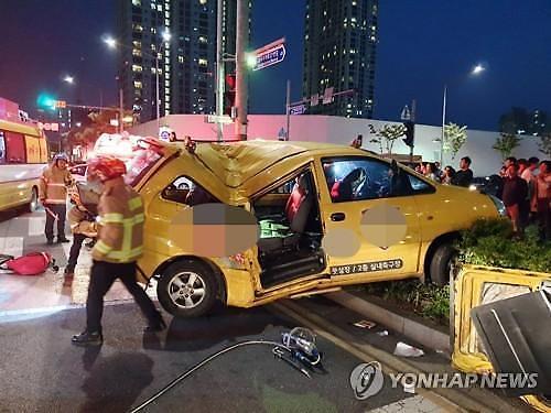 송도 축구클럽 사고, 문제투성이…#과속 #신호위반 #미등록차량