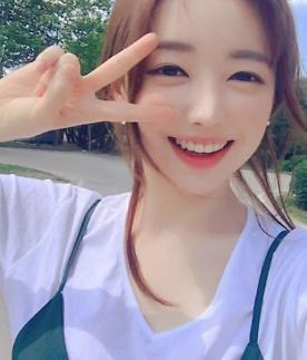 [슬라이드 #SNS★] 강아랑, 깜짝 놀랄만한 아이돌급 美모