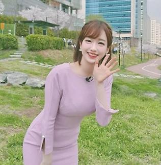 [슬라이드 #SNS★] 강아랑, 글래머여신? 모델 같은 몸매 화제
