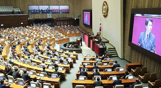 국회, 9일 정치·외교·통일·안보 분야 대정부질문…北 목선·日 경제보복 쟁점