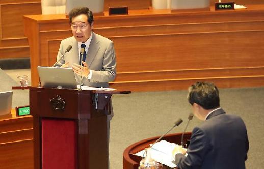이낙연·홍남기, 국회서 소득주도성장 방어·추경 심의 촉구 나선다