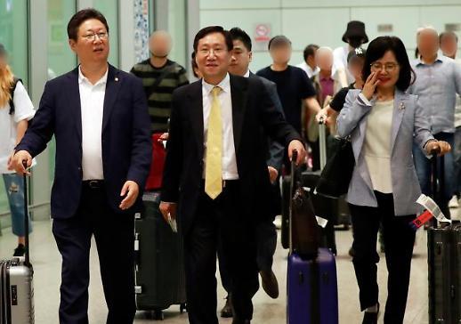 양정철, 중국 이어 미국行…CSIS와 정책협약 논의