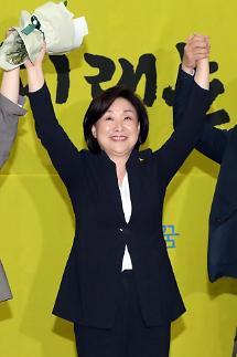 [프로필] '진보의 아이콘' 심상정 정의당 신임 당대표