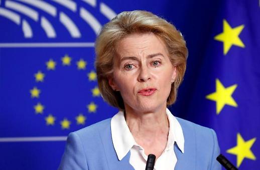 [WHO] 첫 여성 EU 집행위원장, 폰데어라이엔