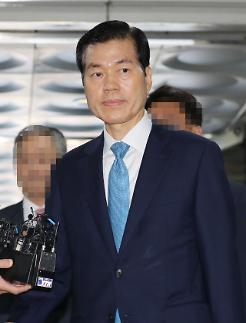 '분식회계'로 첫 구속자 나오나...김태한 삼성바이오 대표 영장심사 출석