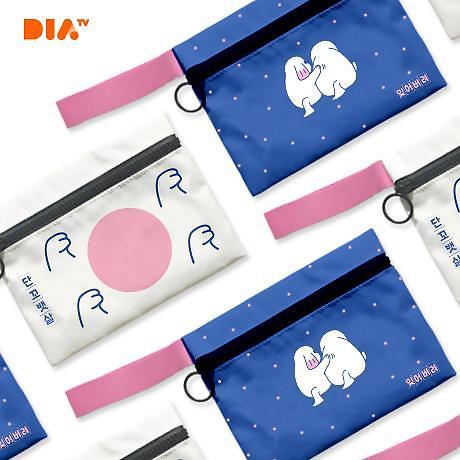 CJ ENM, '다이아 페스티벌' 기념 크리에이터 캐릭터 상품 공개