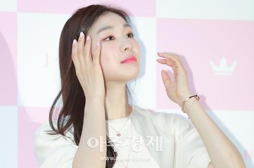 [슬라이드 화보] 제이에스티나, 조엘 컬렉션 론칭기념 행사에 참석한 김연아