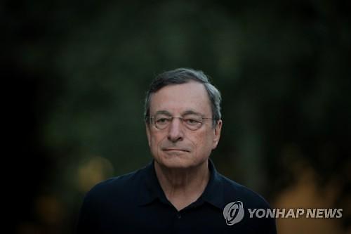 금리 동결한 ECB..통화부양책 강력 시사
