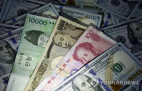 [아시아 환율]美연준 과감한 금리인하 기대감 후퇴에 달러 상승폭 유지
