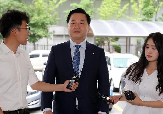 """김두관·이종걸·우상호 경찰 출석…""""한국당도 조사 임해야"""""""
