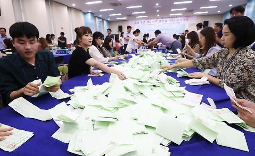 총선 준비 착착 민주당…공천안도 못정한 한국당