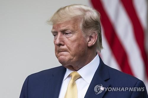 트럼프, 中 맹폭..내년 美대선 뒤엔 무역협상 더 가혹해지거나 합의 없다