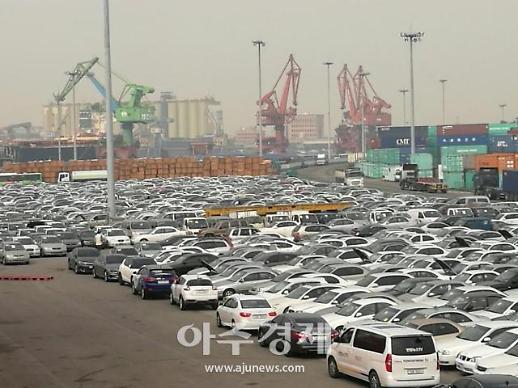 7월 수출, 461억 달러로 11.0% 줄어…반도체·중국 부진에 8개월 연속 마이너스(종합)