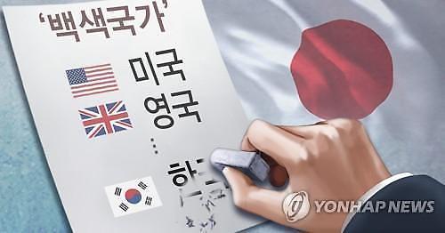 [일본2차경제보복] 백색국가 韓 제외…주력·미래산업 공격할 듯