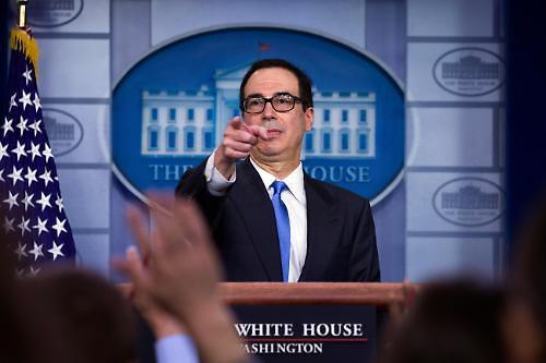 美재무부, 중국 환율조작국 지정..1994년 이후 처음(상보)