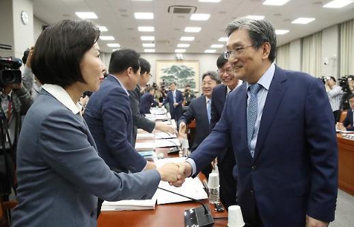"""노영민 靑 비서실장 """"우리도 화이트리스트서 일본 제외할 것"""""""